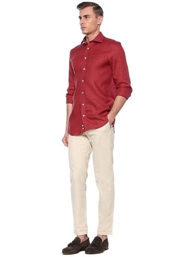Luciano Barbera Gömlek Kırmızı